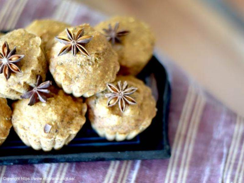 Pepparkaks Muffins