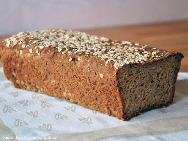 Svärmors glutenfria bröd